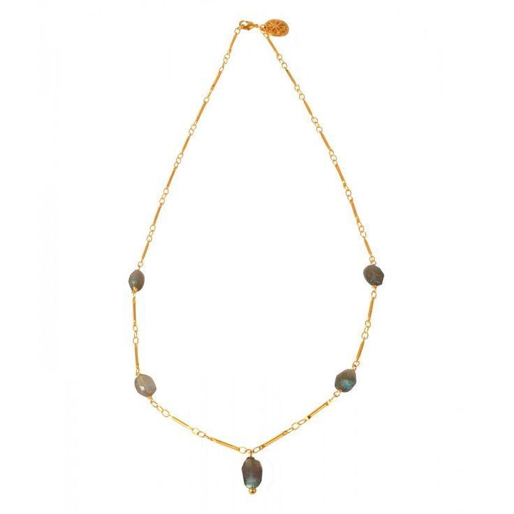 short-necklace-semi-precious