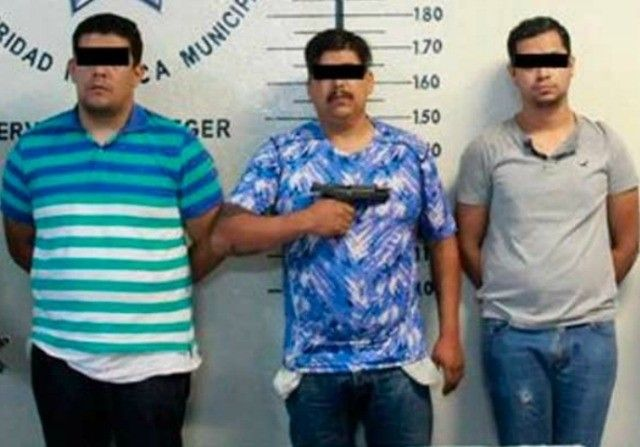 Son of Top Mexican City Cop Jailed on Kidnapping Case