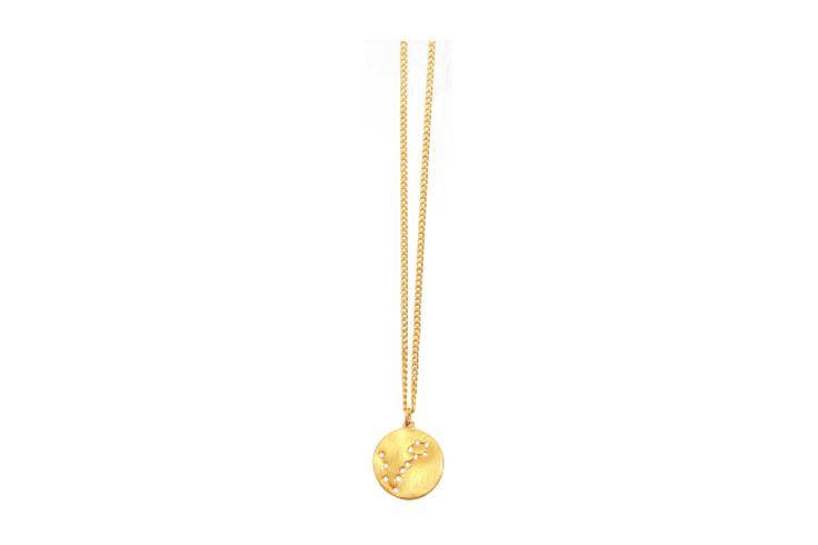 Stjernetegnskæde guld, Erbs Denmark