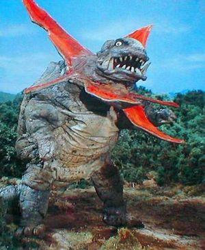 ウルトラマン-9-ウラン怪獣 ガボラ