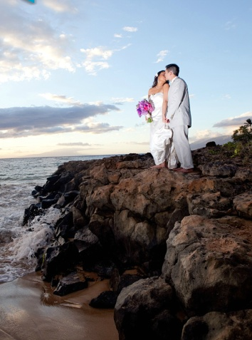 Dramatic Photo - Joanna Tano: Wedding Inspiration, Dramatic Photo