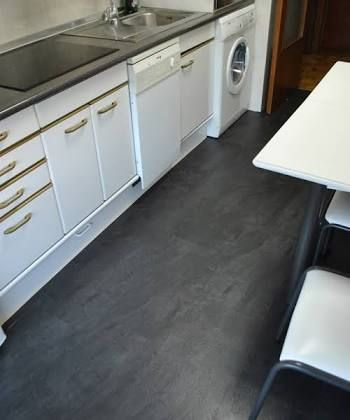 Image result for loseta vinilica cocina mostrador