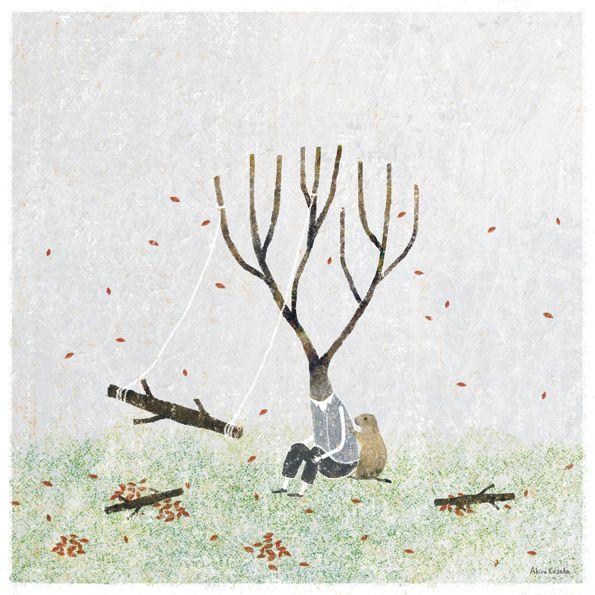 Akira Kusaka Illustration: 画像