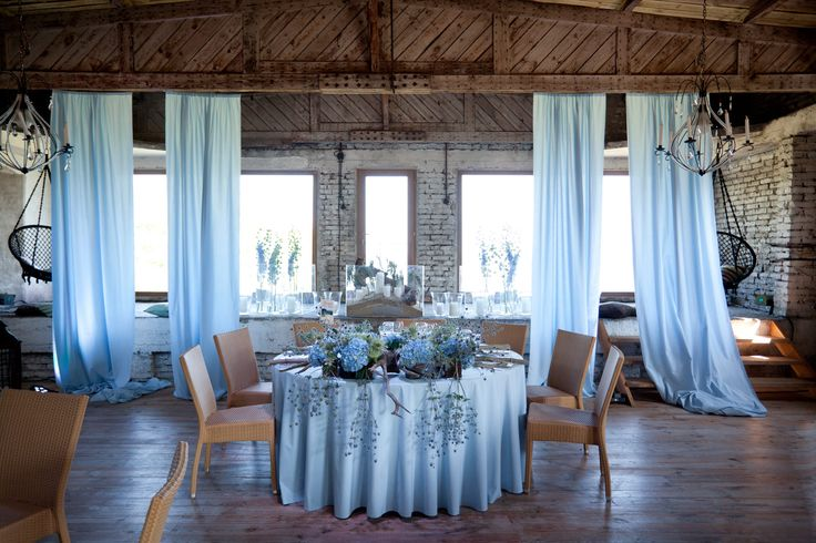 Wedding by Baltic Sea at Stara Cegielnia in Rzucewo, Poland by artsize.pl