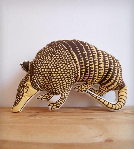 Armadillo + Pillow = Armadillow! | For the Home | Pinterest