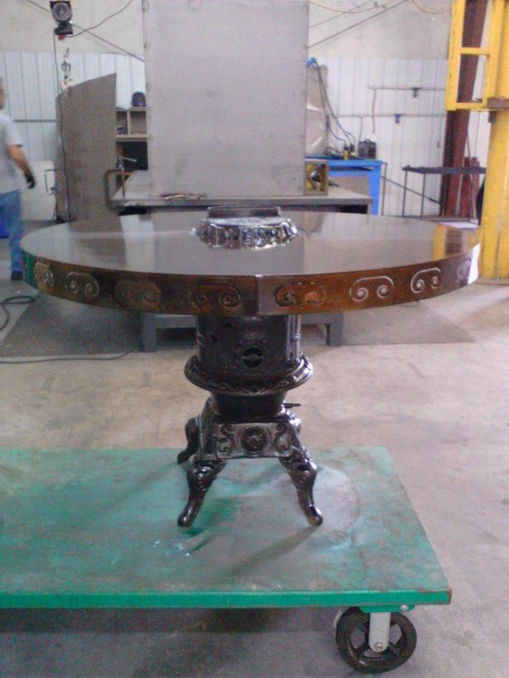 Welding Company & Plasma Cutter in Columbia SC | Industrial Equipment Gallery | Sinclair Custom Metal LLC