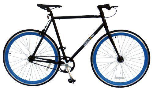 Galaxie 700C Fixie Fixed Gear Single Speed Road Bike - http://www.bicyclestoredirect.com/galaxie-700c-fixie-fixed-gear-single-speed-road-bike/