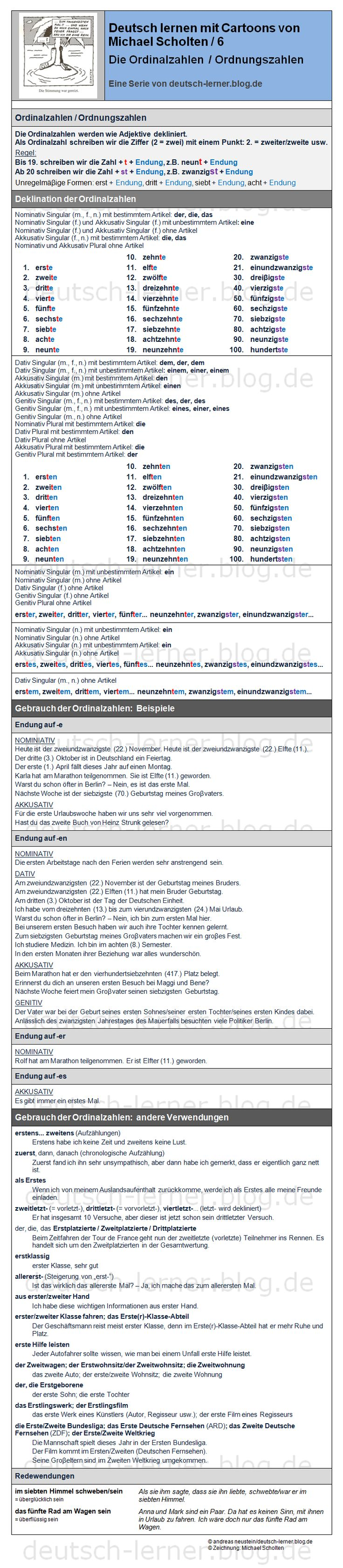 Beste Ordnungszahlen Arbeitsblatt Kindergarten Ideen - Super Lehrer ...