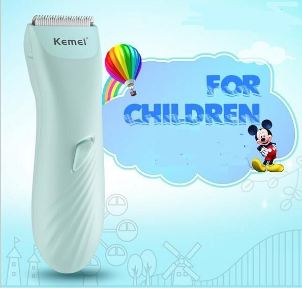low noise Electric Baby children Hair Clipper Trimmer Rechargeable trimmer Razor Waterproof Cordless child hair cutting tool