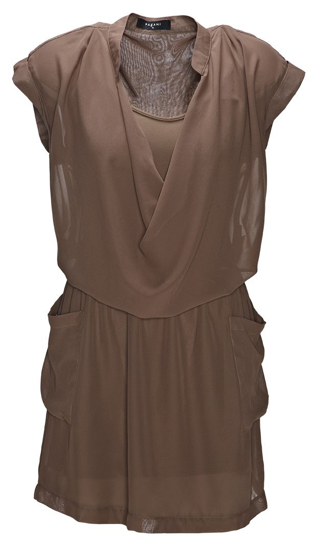 Dress from Pagani. #safarichic is trending at Westfield New Zealand.