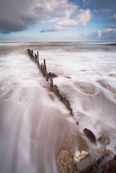 Villers sur mer, Normandie, France. photographe professionnel