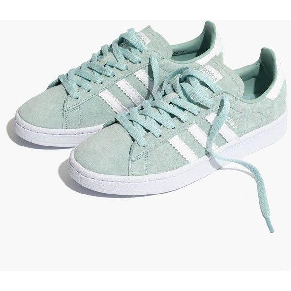 MADEWELL Adidas® Unisex Campus Sneakers ($80) ❤ liked on ...
