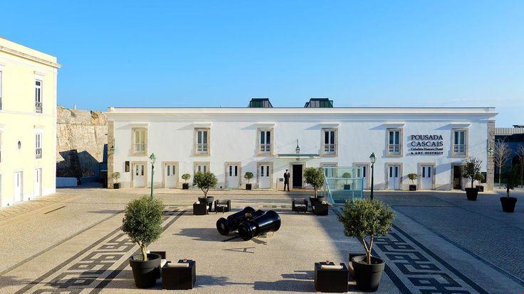 Pousada Fortaleza da Cidadela (Leading Hotels) - Cascais, Lisboa  www.pousadas.pt