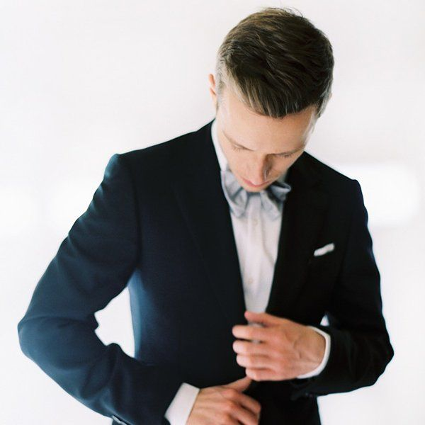 The Best Tuxedo for Your Body Type | BridalGuide