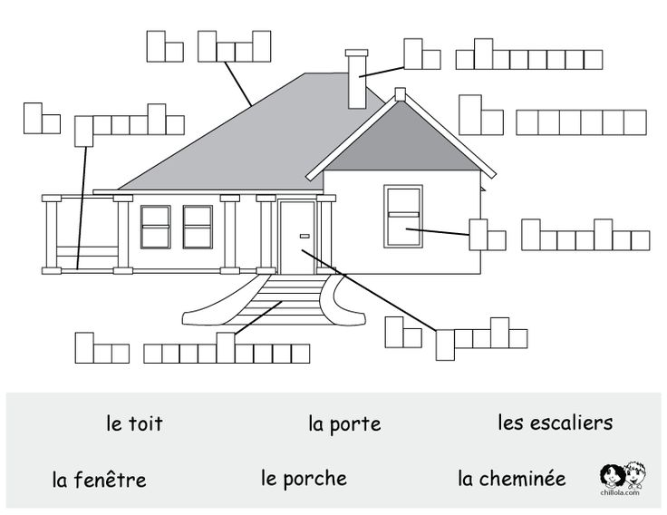 french house crossword puzzle