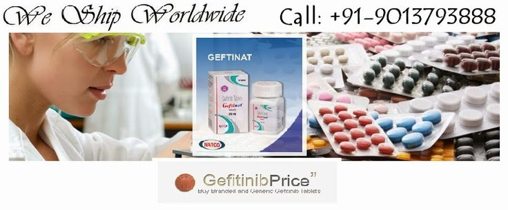 If you want buy Geftinat 250 Mg tablets active salt name is Gefitinib tablets generic of Indian Iressa 250 Mg tablets  is a another lung cancer treatment drugs produce by Natco Pharma. Buy cancer drugs USA at huge discounted price, Call us At: +91-9013793888, Email Id:  info@gefitinibprice.com, QQ Mail : 1523458453@qq.com, from Gefitinib price Exporter wholesale price pharmaceutical exporter and supplier.