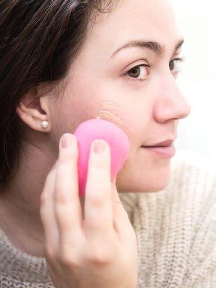 make up ei richtig benutzen
