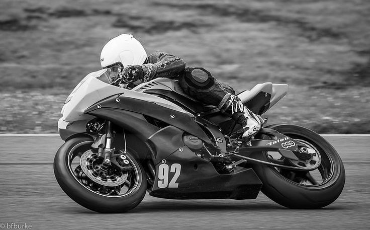 Superbike racing is always popular, even the lower races provide some great viewing.