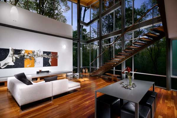 Modern Architecture Houses Interior