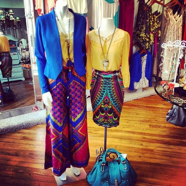 Funky Aztec prints!  Amazing colors great for summer and fall!!Ethnic Prints, Aztec Prints, Funky Aztec