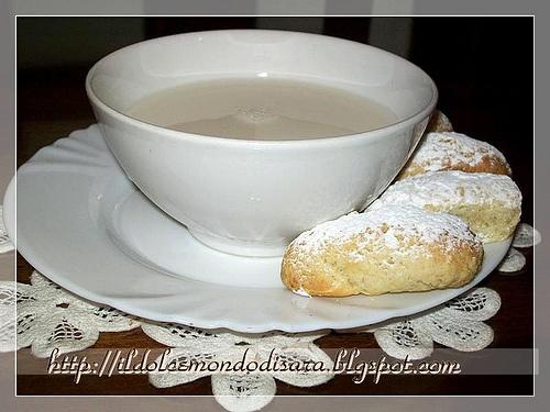 Biscotti al latte di Anna Moroni