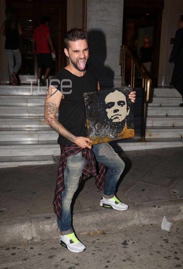 Robbie Williams - Θοδωρής Μαραντίνης: Όλα αυτά που τους ενώνουν! - Tlife.gr