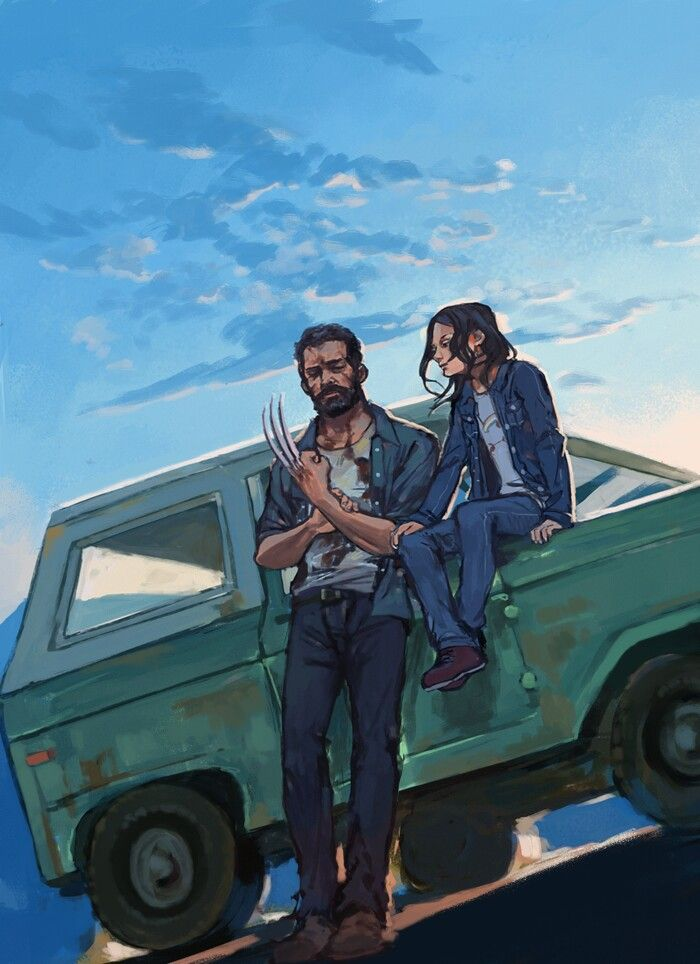 I don't know the artist,but that is amazing! Loved it,loved it,loved it! Logan and Laura.