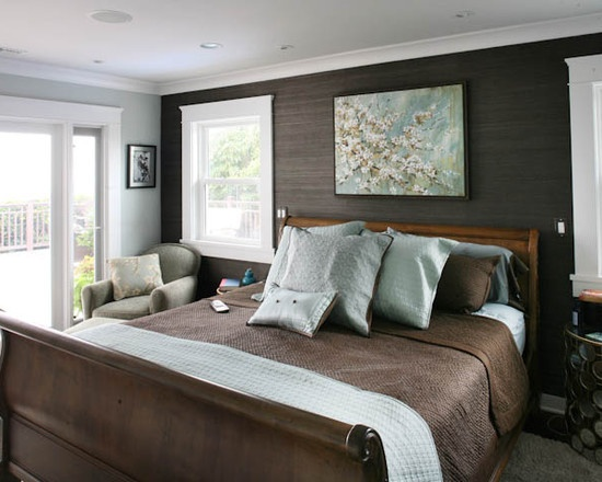 Traditional Master Bedroom Suite With Beautiful Crown Molding   Traditional    Bedroom   San Diego   Lisa Franco