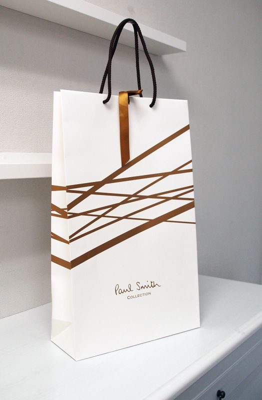 Paul Smith Shopping Bag