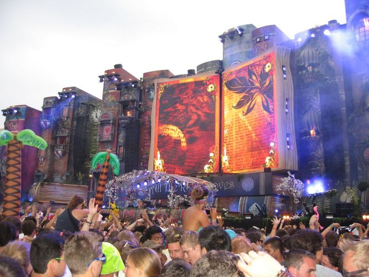 How to get to Tomorrowland 2013 | Tomorrowland 2012