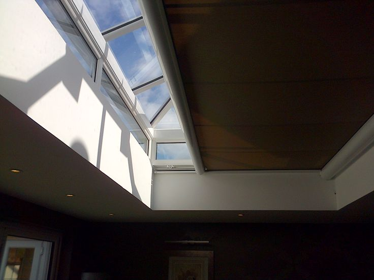 17 Best Images About Electric Blinds For Roof Lanterns