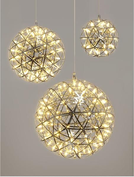 Lights & Lighting Modern Led Chandelier Restaurant Fixtures Glass Ball Luminaires Nordic Hanging Lights Bedroom Lighting Living Room Pendant Lamps
