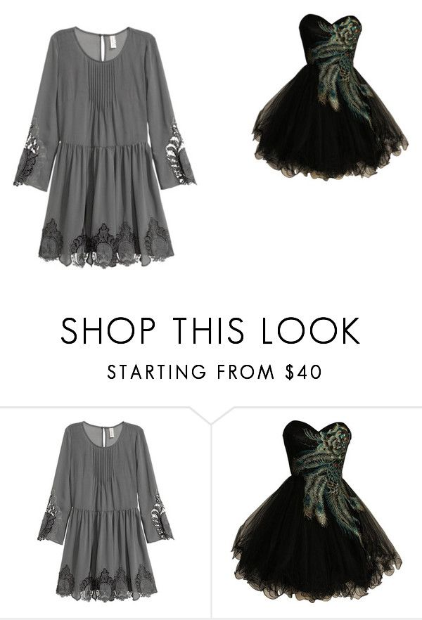 """jbgjdfj"" by andreea-florea926 on Polyvore featuring H&M"