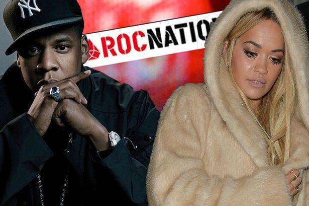 Jay Z's RocNation to sue Rita Ora for $2.3 million