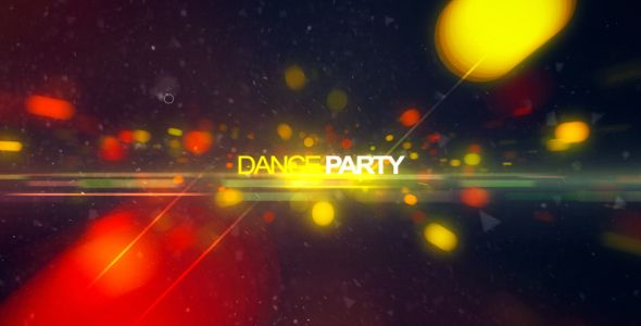Dance Party Promo
