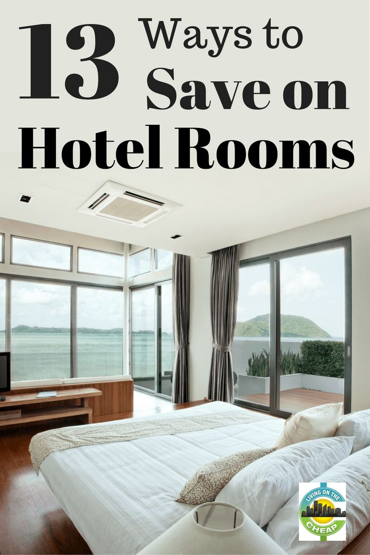 There is no magic website that will find you the best hotel deals. But here are 13 tips that will save you money.