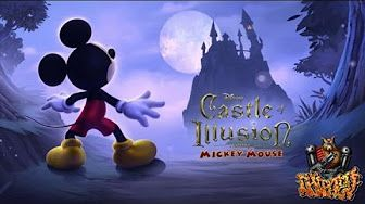 Mickey Mouse Clubhouse Castle of Illusion Full HD Disney Game For Kids - YouTube