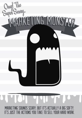 Marketing as a Monster - from the Ninja Guide to Marketing