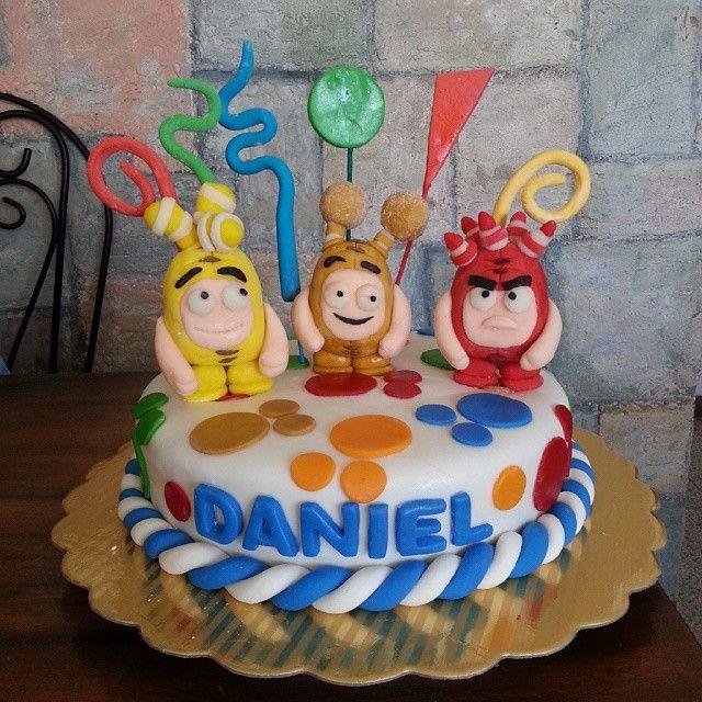 Oddbods Tortasinfantiles Tortas Cake Oddbods