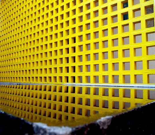 Luis Barragan yellow screen