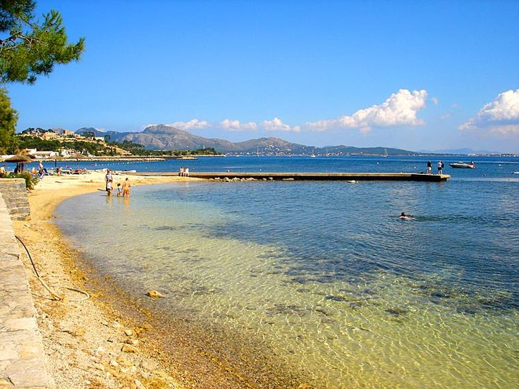 Mallorca Spain Beaches | Puerto De Pollensa Mallorca Spain
