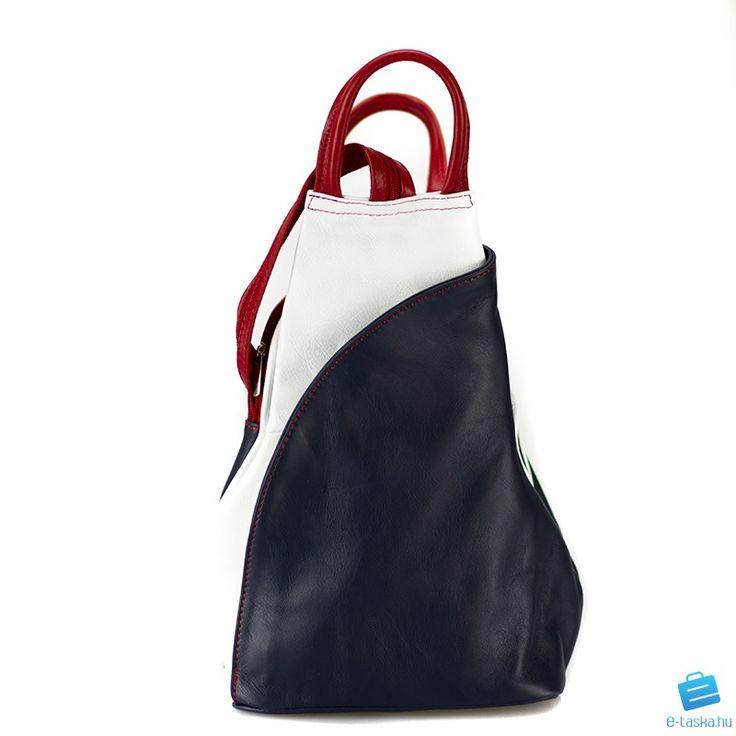 Valódi bőr női hátizsák - HÁTIZSÁK - Táska webáruház - bőrönd, hátizsák, iskolatáska, laptoptáska