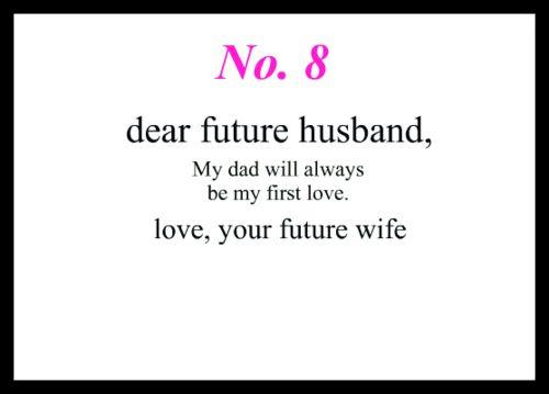 1000+ images about Dear future husband.. on Pinterest ...  Dear