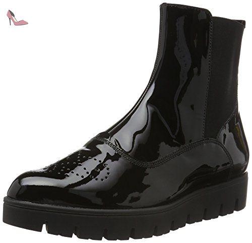 H?gl 4-10 2306 0100, Sneakers Basses Femme, (Schwarz), 37.5 EU
