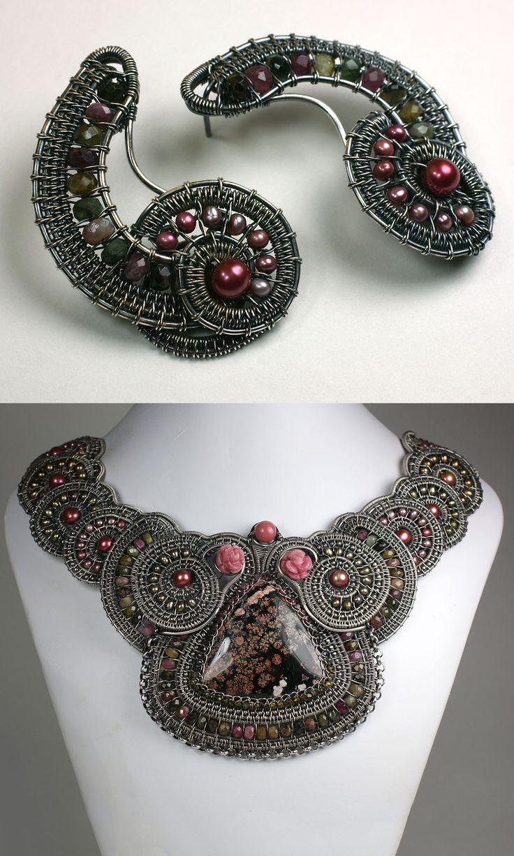 112 best Bead Dreams images on Pinterest | Bead jewelry, Bead ...