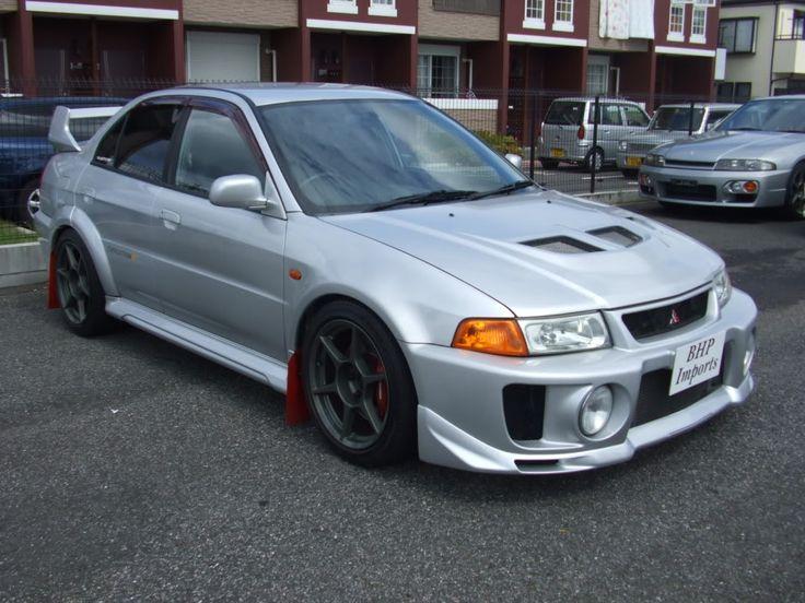 1998 Mitsubishi Lancer Evo V GSR