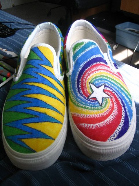 Best Markers To Draw On Canvas Shoes
