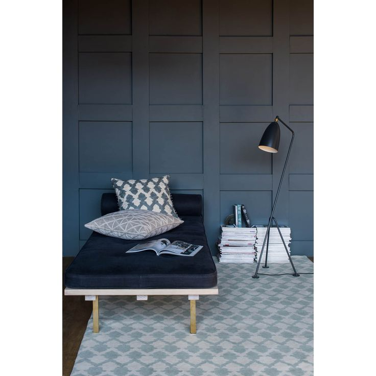 Lattice rug, available Made to Order.