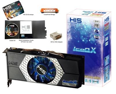 HIS Radeon HD 7870 IceQ X
