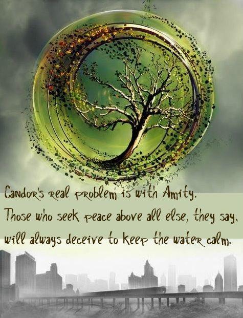 Divergent Amity Quotes Top 25+ best Insurgent...